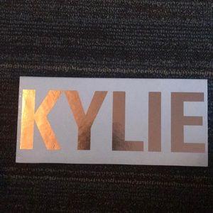 Kylie Jenner Pallete
